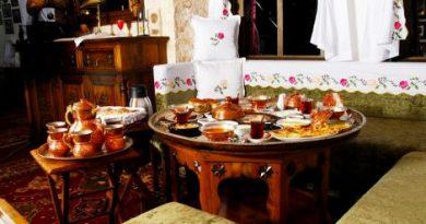 Saitabat Köyünde Kahvaltı yapın!