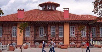 Bursa Tarihi Belediye Binasını görün!