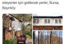 Bursa'da şehirden uzaklaşabileceğiniz bir köy – Bayırköy