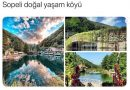 Gün boyu doğal yaşam Sopeli.. (Bursa'ya yakın yerler)