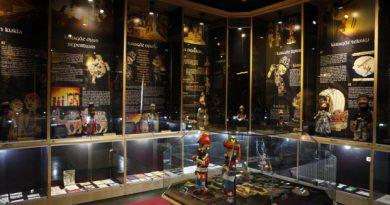 Bursa Karagöz Müzesine gittiniz mi ?