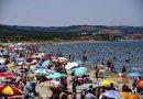 Tüm Bursa halkının gittiği plaj : EŞKEL